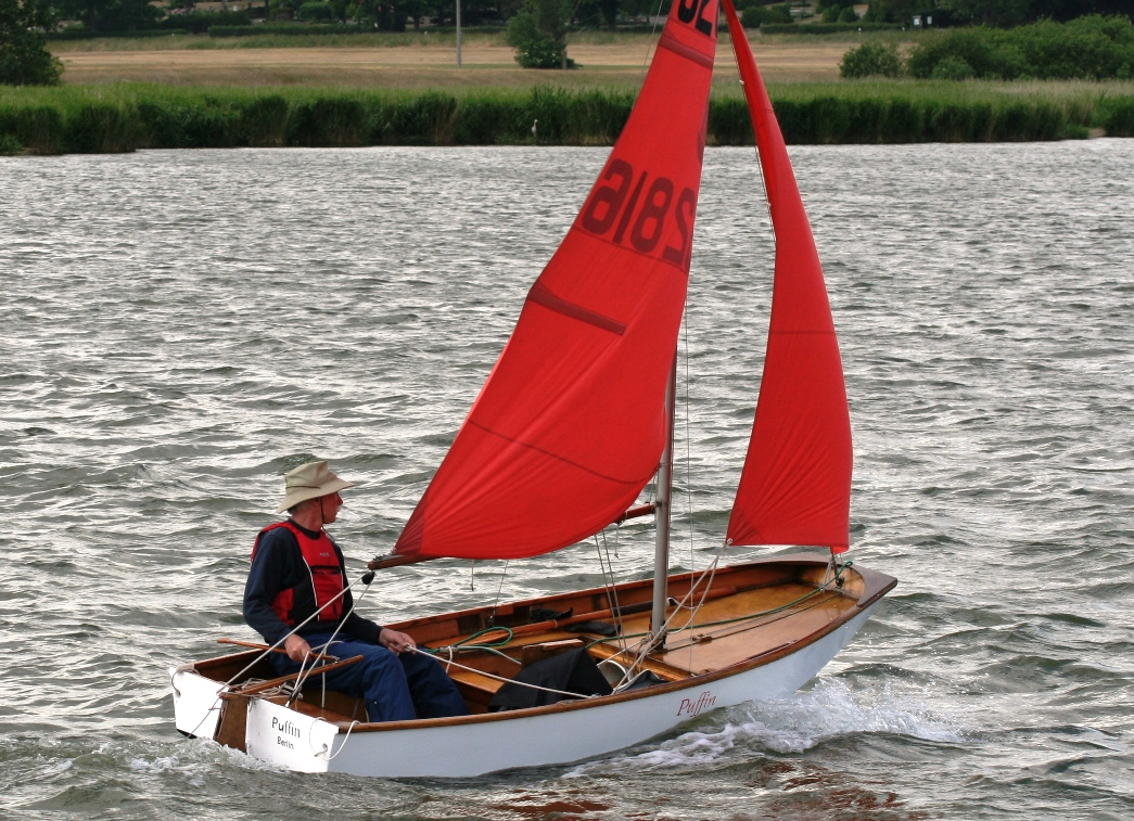 Pair of polyester stitch and tape dinghies again -UK sources for unguents and mat - Page 2